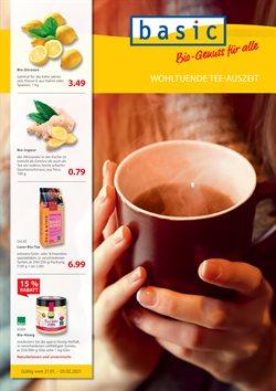 Basic Biomarkt Katalog ( Abgelaufen )