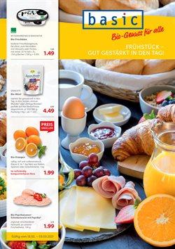 Basic Biomarkt Katalog ( 2 Tage übrig )