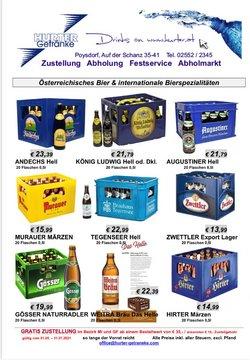 Angebote von Hurter im Hurter Prospekt ( 3 Tage übrig)