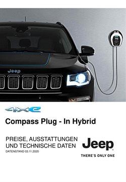 Angebote von Jeep im Jeep Prospekt ( Mehr als 30 Tage)