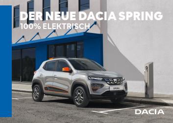 Angebote von Dacia im Dacia Prospekt ( Mehr als 30 Tage)