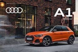 Audi Katalog ( Mehr als 30 Tage )