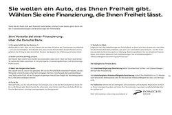 Angebote von Porsche im Audi Prospekt ( Mehr als 30 Tage)