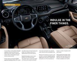 Angebote von Bose im Chevrolet Prospekt ( Mehr als 30 Tage)