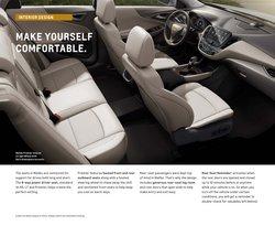 Angebote von Seat im Chevrolet Prospekt ( Mehr als 30 Tage)