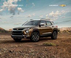 Chevrolet Katalog ( Mehr als 30 Tage )
