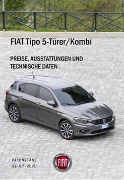 Angebote von Fiat im Fiat Prospekt ( Mehr als 30 Tage)