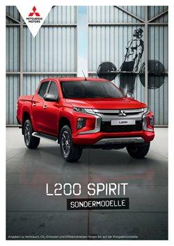Angebote von Mitsubishi Motors im Mitsubishi Motors Prospekt ( Mehr als 30 Tage)