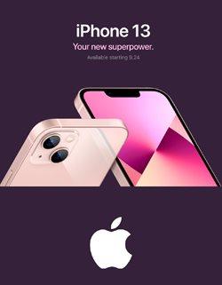 Angebote von Elektronik im Apple Prospekt ( Mehr als 30 Tage)
