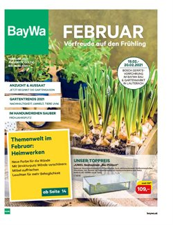 BayWa Katalog ( Läuft heute ab )