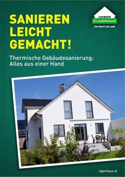 Lagerhaus Katalog in Innsbruck ( Mehr als 30 Tage )