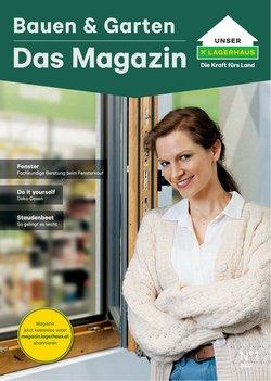 Lagerhaus Katalog ( Läuft heute ab )