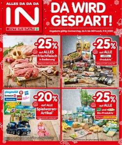 Angebote von Supermärkte im Interspar Prospekt in Mödling ( 11 Tage übrig )