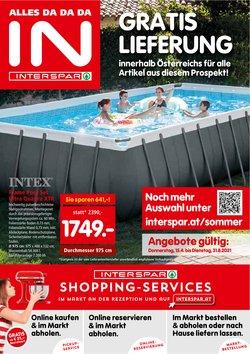 Interspar Katalog ( Mehr als 30 Tage )