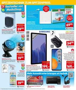 Angebote von Samsung im Interspar Prospekt ( 7 Tage übrig)
