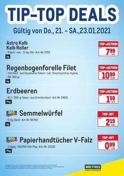 Metro Katalog ( 2 Tage übrig )
