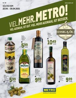 Metro Katalog ( 5 Tage übrig )