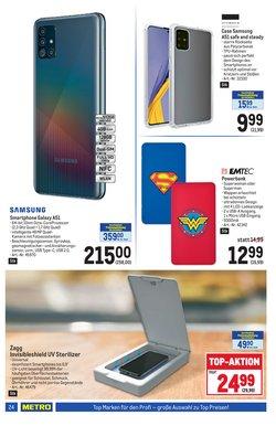Angebote von Samsung im Metro Prospekt ( 7 Tage übrig)