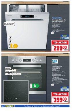 Angebote von Samsung im Metro Prospekt ( Gestern veröffentlicht)