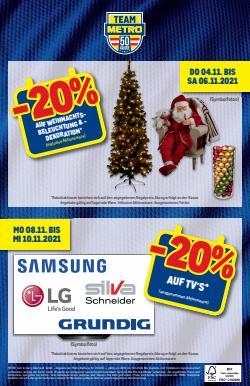Angebote von Samsung im Metro Prospekt ( 18 Tage übrig)