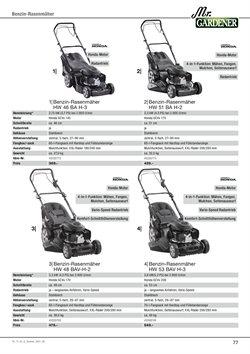 Angebote von Honda im Hagebau Prospekt ( 7 Tage übrig)