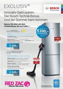 Angebote von Elektronik im Red Zac Prospekt ( 27 Tage übrig)
