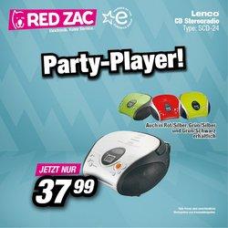 Angebote von Elektronik im Red Zac Prospekt ( Neu)