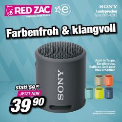 Angebote von Elektronik im Red Zac Prospekt ( Gestern veröffentlicht)