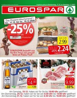 Eurospar Katalog in Innsbruck ( Abgelaufen )