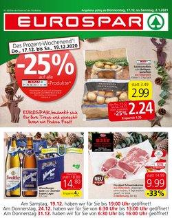 Eurospar Katalog in Linz ( Abgelaufen )