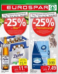Eurospar Katalog in Innsbruck ( Vor 2 Tagen )