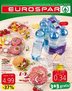 Angebote von Eurospar im Eurospar Prospekt ( 7 Tage übrig)