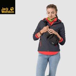 Angebote von Jack Wolfskin im Jack Wolfskin Prospekt ( 12 Tage übrig)