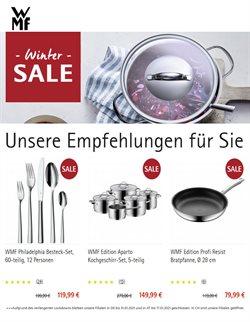 Angebote von Möbel & Wohnen im WMF Prospekt in Steyr ( 4 Tage übrig )