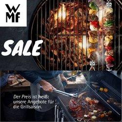 Angebote von WMF im WMF Prospekt ( 4 Tage übrig)