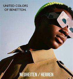 Angebote von United Colors Of Benetton im United Colors Of Benetton Prospekt ( 6 Tage übrig)