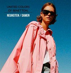 Angebote von United Colors Of Benetton im United Colors Of Benetton Prospekt ( 8 Tage übrig)