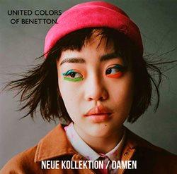 Angebote von United Colors Of Benetton im United Colors Of Benetton Prospekt ( 18 Tage übrig)