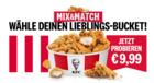 KFC Gutschein ( 3 Tage übrig )