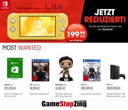 Angebote von Elektronik im GameStop Prospekt in Wels ( 2 Tage übrig )
