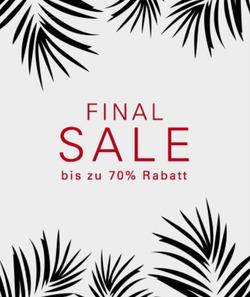 Angebote von Hallhuber im Wien Prospekt