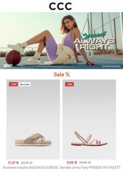 Angebote von CCC Schuhe im CCC Schuhe Prospekt ( Abgelaufen)