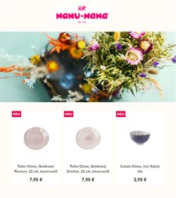 Angebote von Möbel & Wohnen im Nanu Nana Prospekt in Steyr ( 20 Tage übrig )