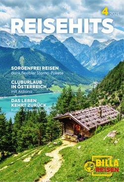 Billa Reisen Katalog ( 7 Tage übrig )