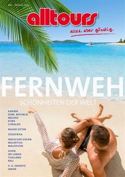 Angebote von Reisen im Alltours Prospekt in Wels ( Mehr als 30 Tage )