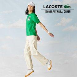Angebote von Lacoste im Lacoste Prospekt ( 11 Tage übrig)