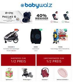Angebote von Spielzeug & Baby im Baby Walz Prospekt ( 23 Tage übrig )