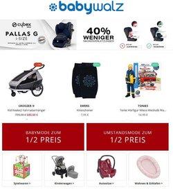 Angebote von Spielzeug & Baby im Baby Walz Prospekt ( Läuft morgen ab)