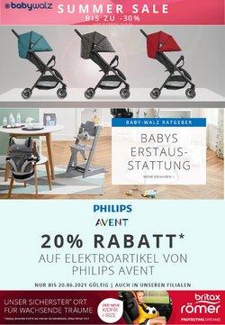 Angebote von Baby Walz im Baby Walz Prospekt ( 10 Tage übrig)