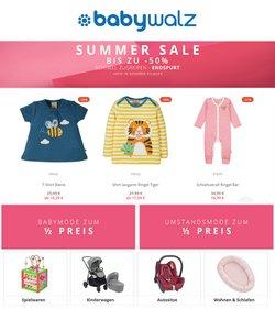 Angebote von Spielzeug & Baby im Baby Walz Prospekt ( 11 Tage übrig)